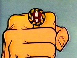 Hercules' fist
